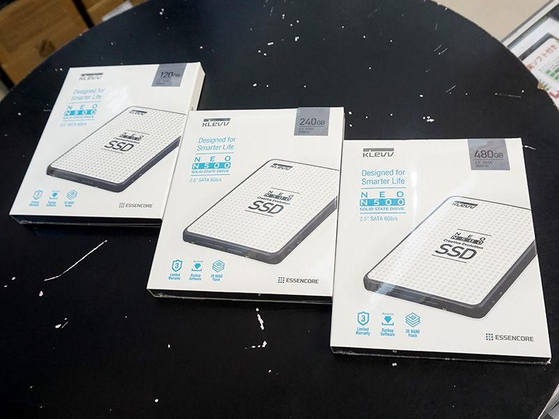 【朗報】SSD、120GBがついに2,980円!! NAND採用 2.5インチ