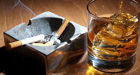 ワイ20歳、コーヒー、タバコ、酒、女、パチンコ、全部いらない(できない)
