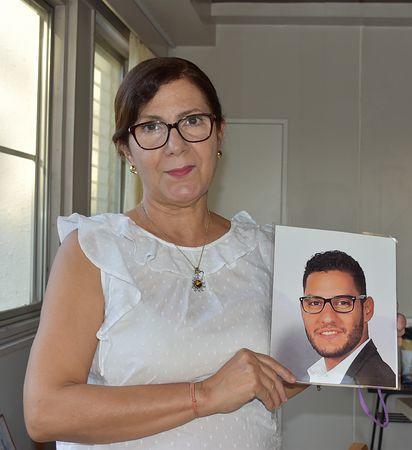 「メキシコの真実を知ってほしい」 麻薬戦争で誘拐された息子を探し続けている女性が来日し講演