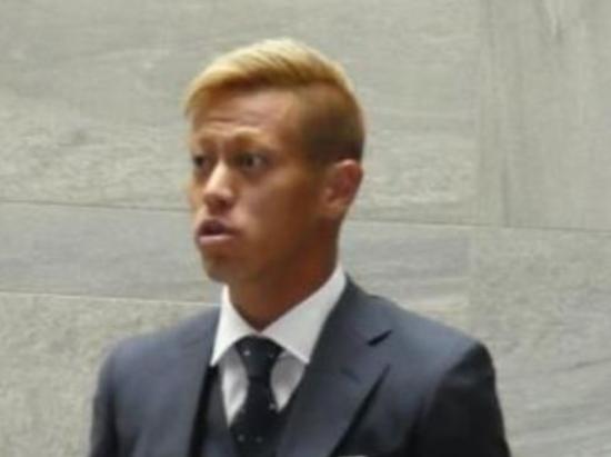 【速報】ケイスケホンダ、散髪