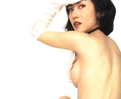 【勃起注意報】 山咲千里(55)のヘアヌードがエロすぎると話題にwwwwwwwwwwww