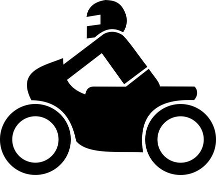 【悲報】新入社員さん、バイクで取引先に出張してしまう