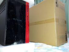 【画像】佐川急便さん、70万のパソコンを派手にぶっ壊し客に怒られてしまうwwww