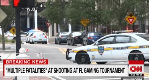 【悲報】アメリカのe-sports大会でゲーム負けたオタクが銃乱射、11人が撃たれ3名死亡