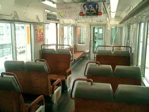 何者かが阪神電鉄のシートに薬液を撒く 男性がお尻にやけどの重症