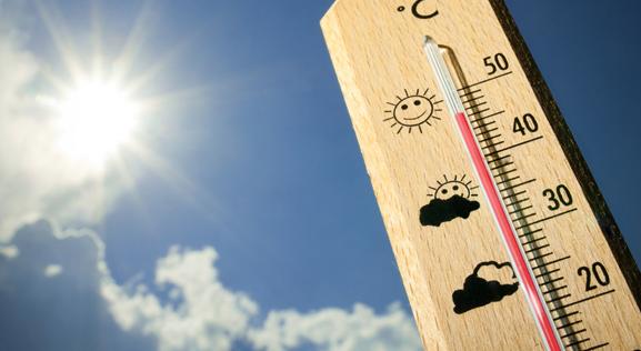 【注意】三連休は体温超えの危険な暑さ 37℃〜38℃