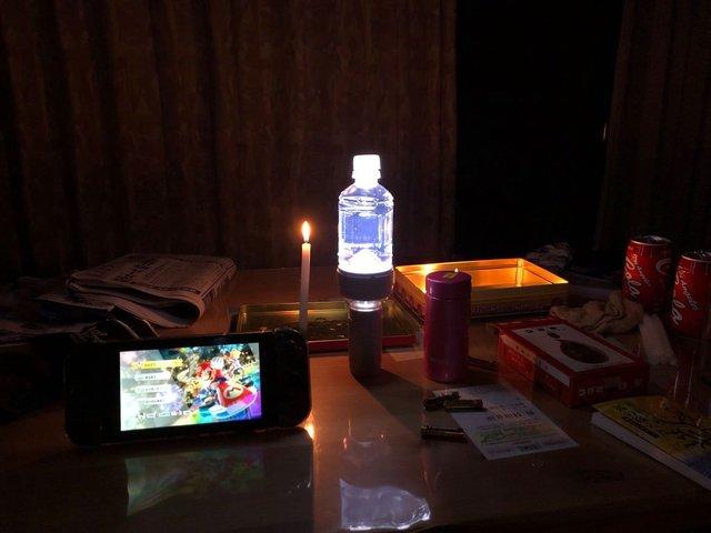 【朗報】北海道の大規模停電で「停電中でも遊べるSwitch」の存在が各地で大絶賛されるwww