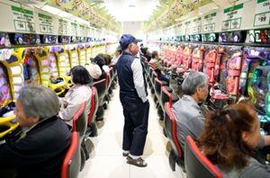 パチンコ業界「大衆娯楽」で生き残り、カジノと棲み分け