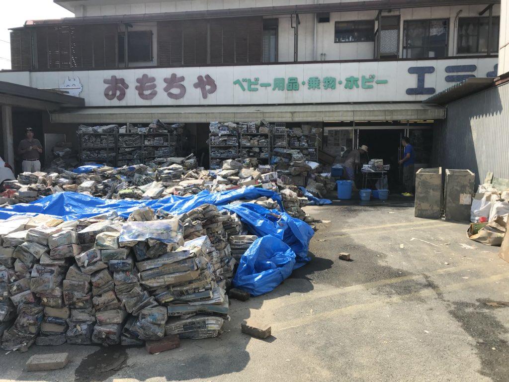 【乞食速報】プラモの聖地「エラヤ」で水没商品の一般向け販売開始 90%OFF