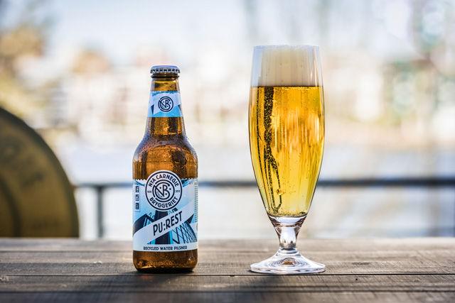 【衝撃】あなたは飲める? スウェーデンの「下水ビール」 国内外で反響呼ぶ