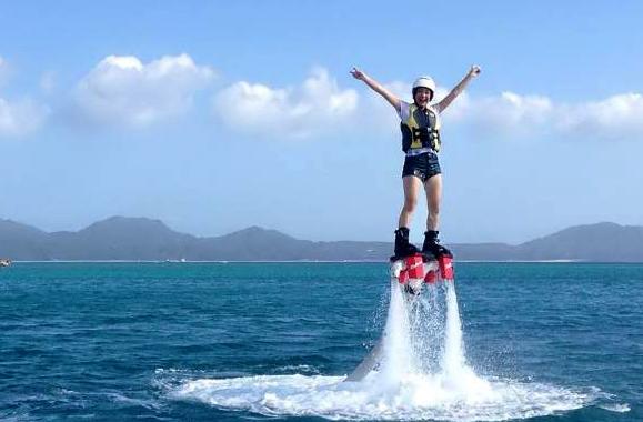 【フライボード】海上で宙に浮く遊技中に男性(41)が海に転落し溺死