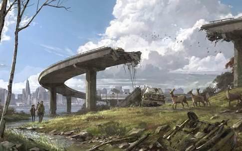 【画像】荒廃した文明が大好きな奴wwwwww