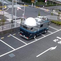 【画像あり】フジテレビさん、勝手に駐車場使った上とんでもない停め方をしてしまう