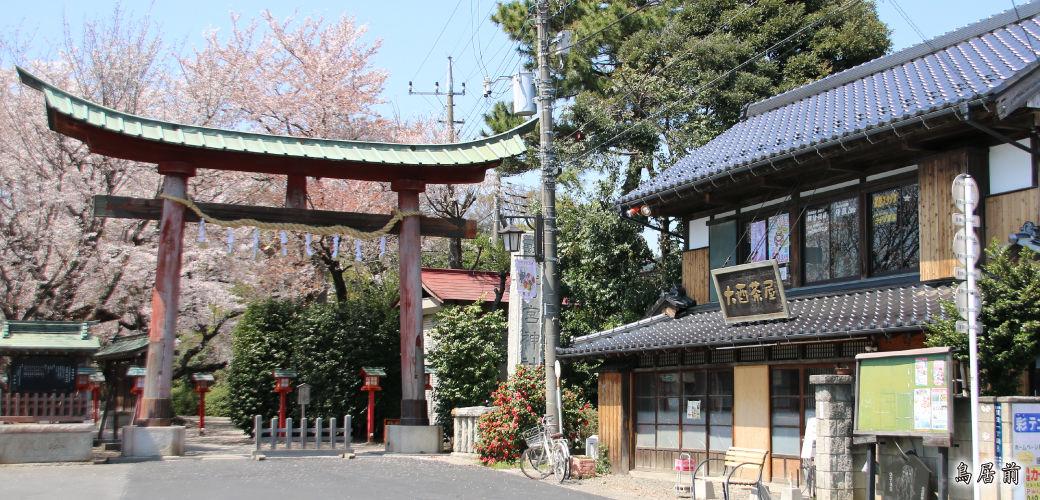 【悲報】埼玉の聖地、鷲宮神社の鳥居が倒壊