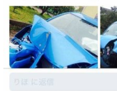 【画像】JD女さん「事故りまくったけど、もう少しでダッサイ初心者マークとれる!うれしい!!」