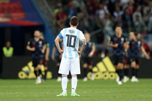 【悲報】アルゼンチン代表、采配拒否する模様wwwww