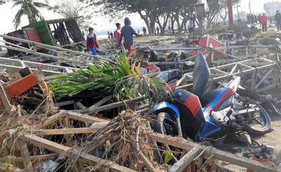 【大惨事】インドネシア地震 死者1200人を超える 略奪行為も相次ぎ無法地帯に