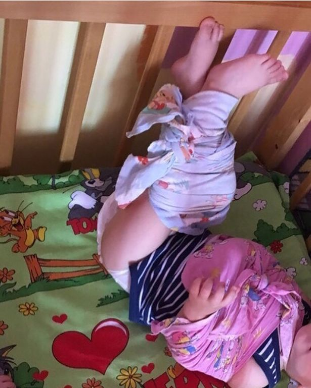 【地獄の保育園】そこでは手足や首を縛られた子どもたちが  ロシア南部アストラハン