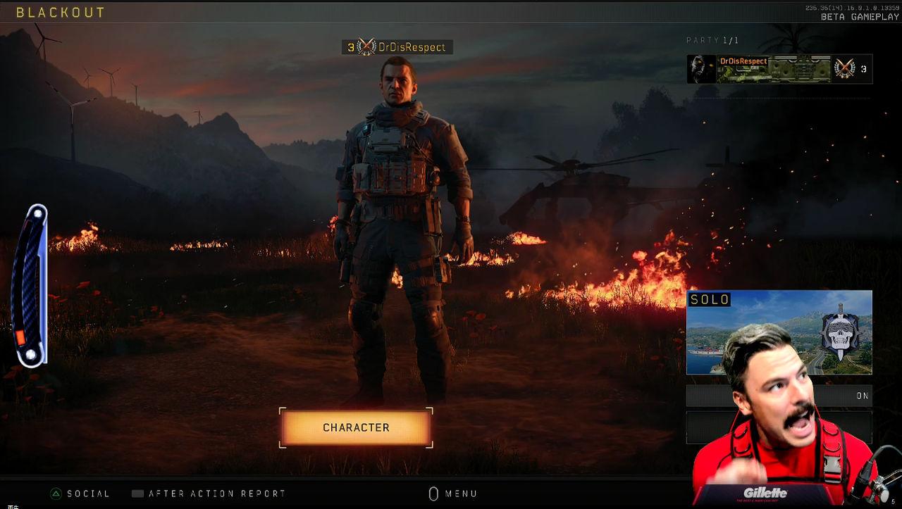 【悲報】人気ゲーム配信者、FPSをプレイ中にリアルに自宅を銃撃されてキレるwww