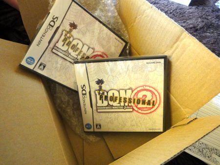本日発売・DS「ドラゴンクエストモンスターズ ジョーカー2 プロフェッショナル」速攻レビュー & DSiLL 購入レビュー