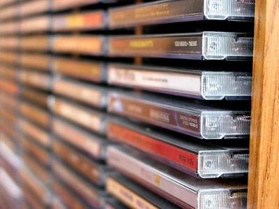 sMusic-CDs