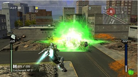 EARTH DEFENSE FORCE INSECT ARMAGEDDON (8)