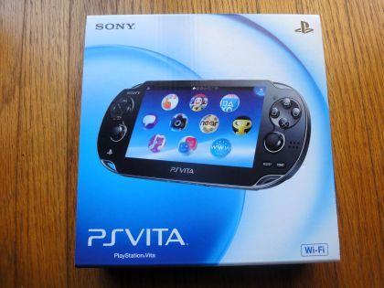 ついに本日発売!PS Vita 箱開け速攻レビュー!