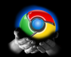 google-chrome-in-hands