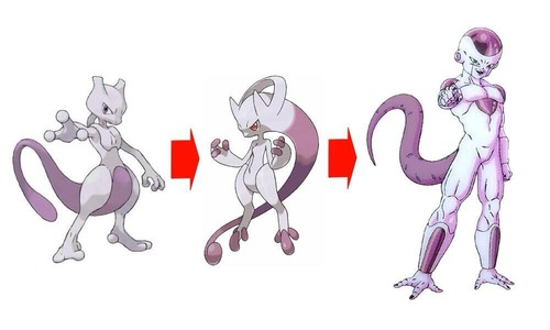 Pokemon Freeza