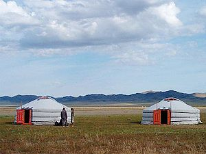 300px-Mongolia_Ger