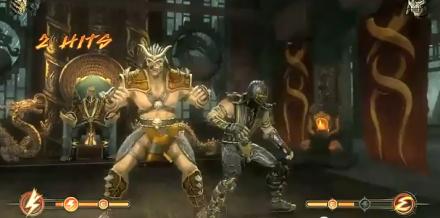 PS3Xbox360「モータルコンバット9」(Mortal Kombat 9)