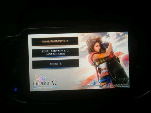 Final Fantasy X/X-2 3