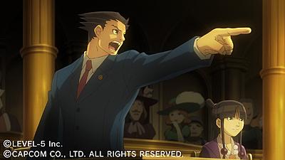 レイトン教授VS逆転裁判 (5)