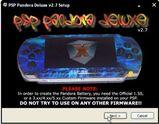 PSP��������MMS������ˡ�����PSP Pandora Deluxe v2.7����ǽ�ܺ�