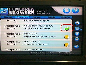 Homebrew Browser ver 0.3.8 (8)