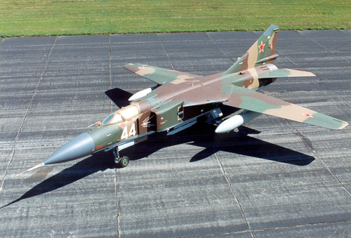 Mikoyan-Gurevich_MiG-23MLD_Flogger_K_USAF