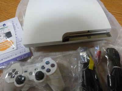 PS3ハック 覚悟とお知らせを含め PlayStation 3 (320GB) クラシック・ホワイト 購入