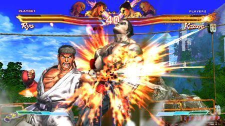 STREET FIGHTER X 鉄拳