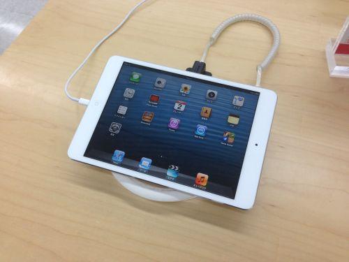iPad mini 購入レビュー! ただ小さくしただけではなかった、驚くほど使いやすいぞ!!