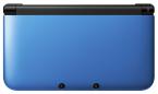 ニンテンドー3DS LL ブルーXブラック (SPR-S-BKAA) (2)