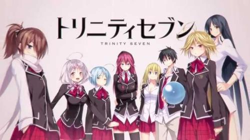 トリニティセブン-アニメ1