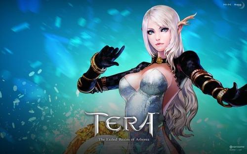 Korean 3D fantasy themed MMORPG TERA wallpapers 1920x1200 (10)