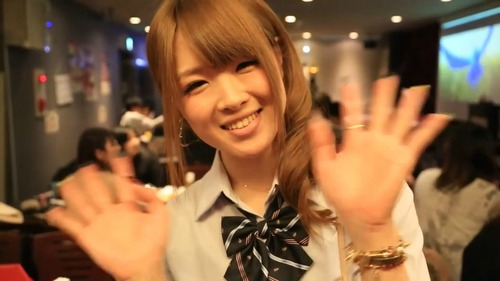 Cute Crossdressing Maid