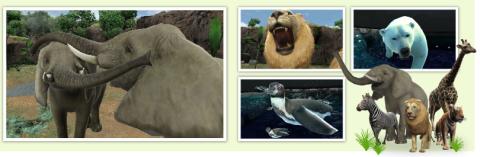 アニマルリゾート 動物園をつくろう!! (4)