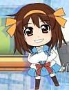 涼宮ハルヒちゃんの麻雀 (4)