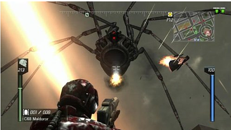 EARTH DEFENSE FORCE INSECT ARMAGEDDON (7)