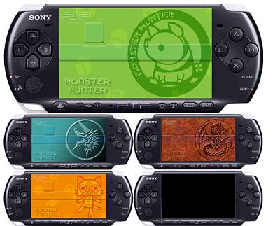 PSP壁紙 モンハン (3)