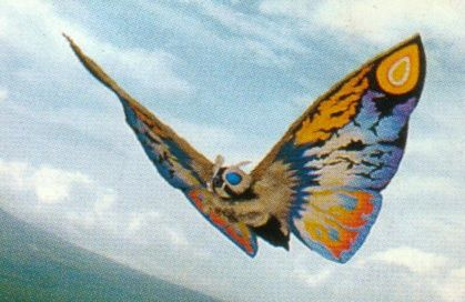 mothraback