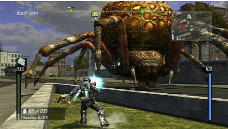 EARTH DEFENSE FORCE INSECT ARMAGEDDON (5)