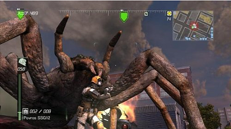 EARTH DEFENSE FORCE INSECT ARMAGEDDON (10)